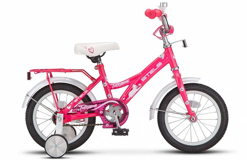 Велосипед Stels Talisman Lady 16 Z010, розовый