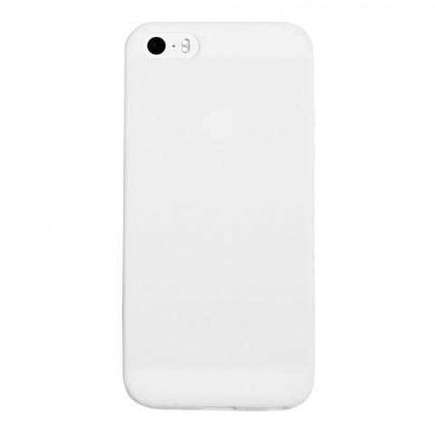 Чехол для сотового телефона ONZO Apple iPhone XS, прозрачный, белый