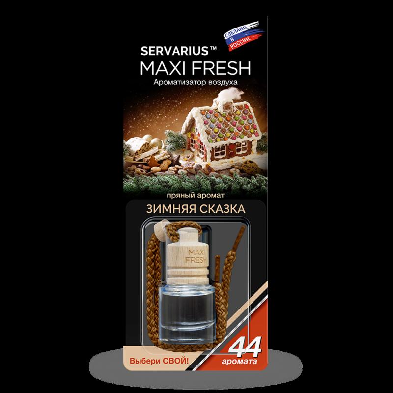 Автомобильный ароматизатор MAXI FRESH 964-HMF-34 ароматизатор воздуха автомобильный maxi fresh цитрус и манго под сиденье 100 г