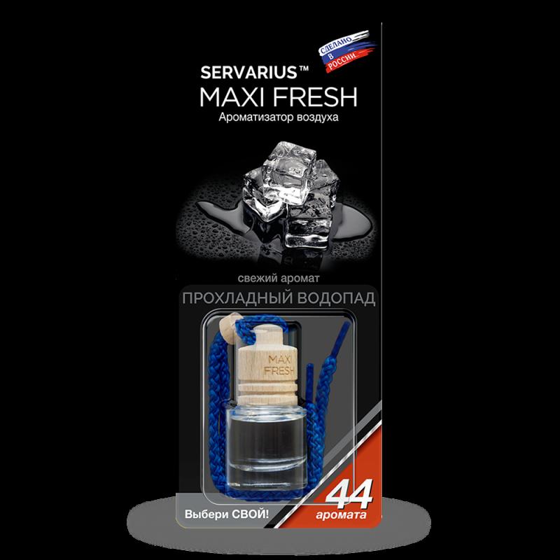 Автомобильный ароматизатор MAXI FRESH 964-HMF-40 ароматизатор воздуха автомобильный maxi fresh цитрус и манго под сиденье 100 г