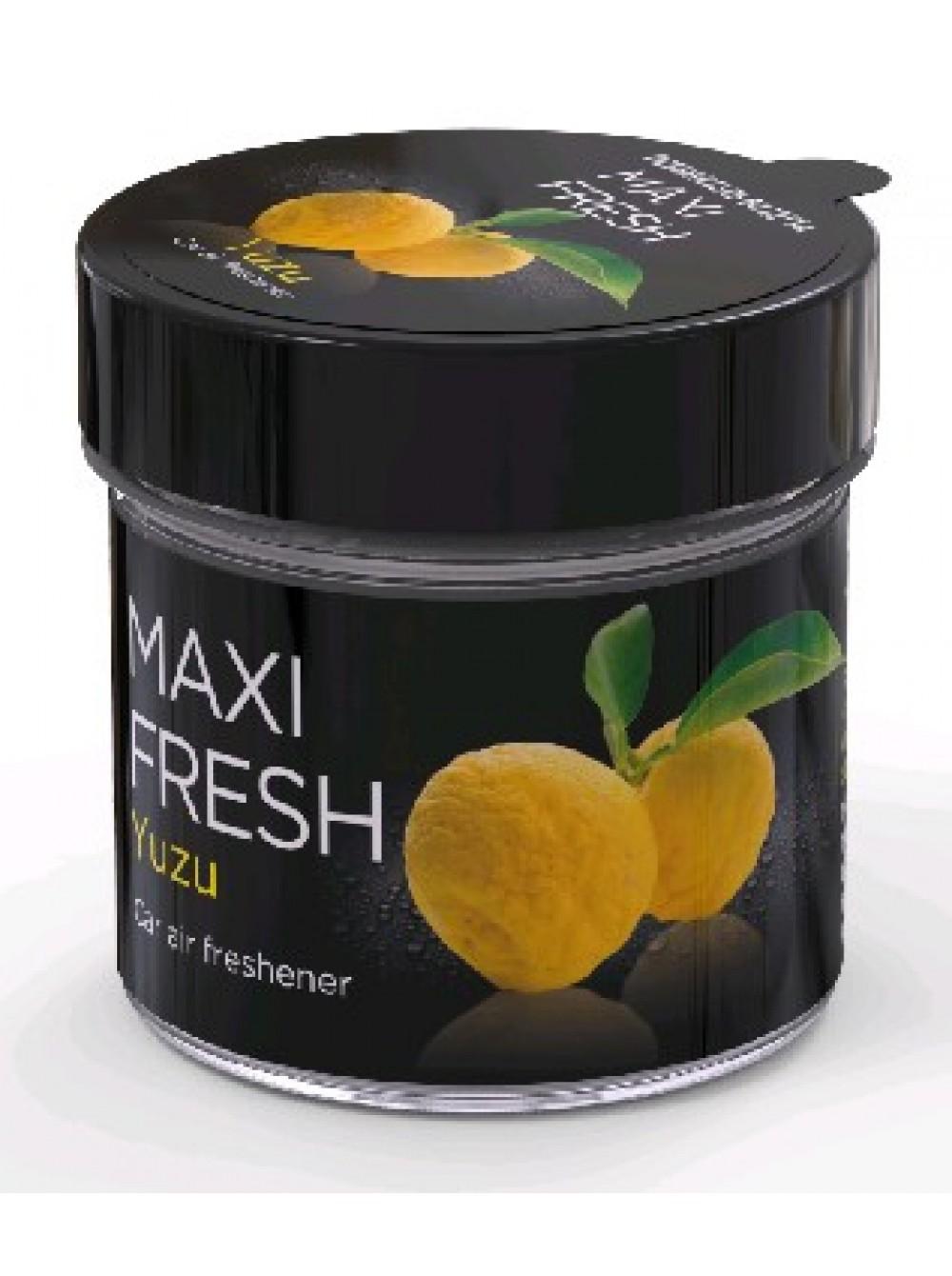 Автомобильный ароматизатор MAXI FRESH 964-CMF-108 ароматизатор воздуха автомобильный maxi fresh цитрус и манго под сиденье 100 г