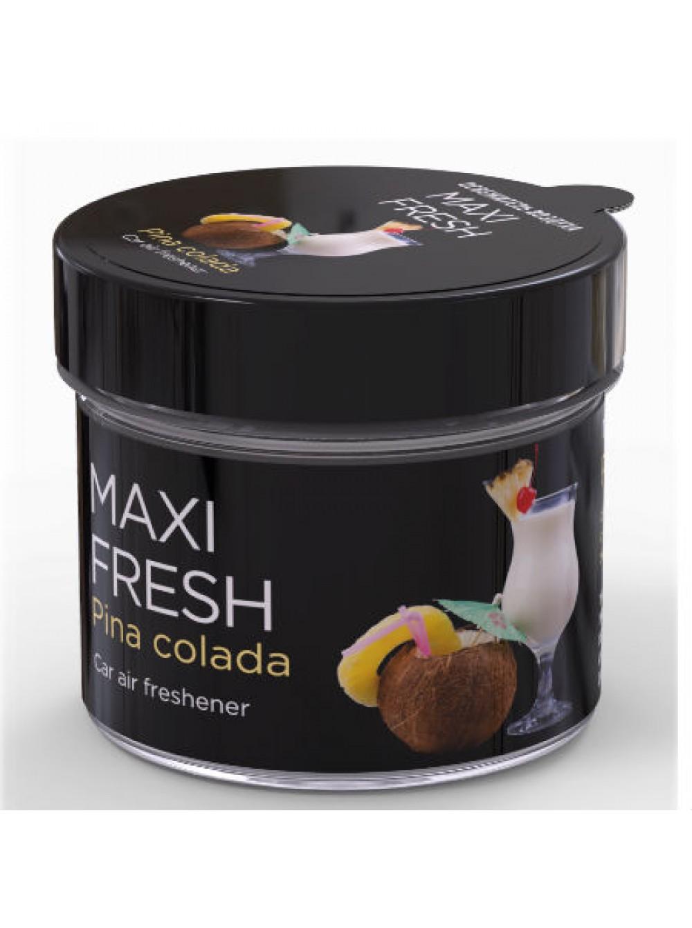 Автомобильный ароматизатор MAXI FRESH 964-CMF-111 ароматизатор воздуха автомобильный maxi fresh цитрус и манго под сиденье 100 г