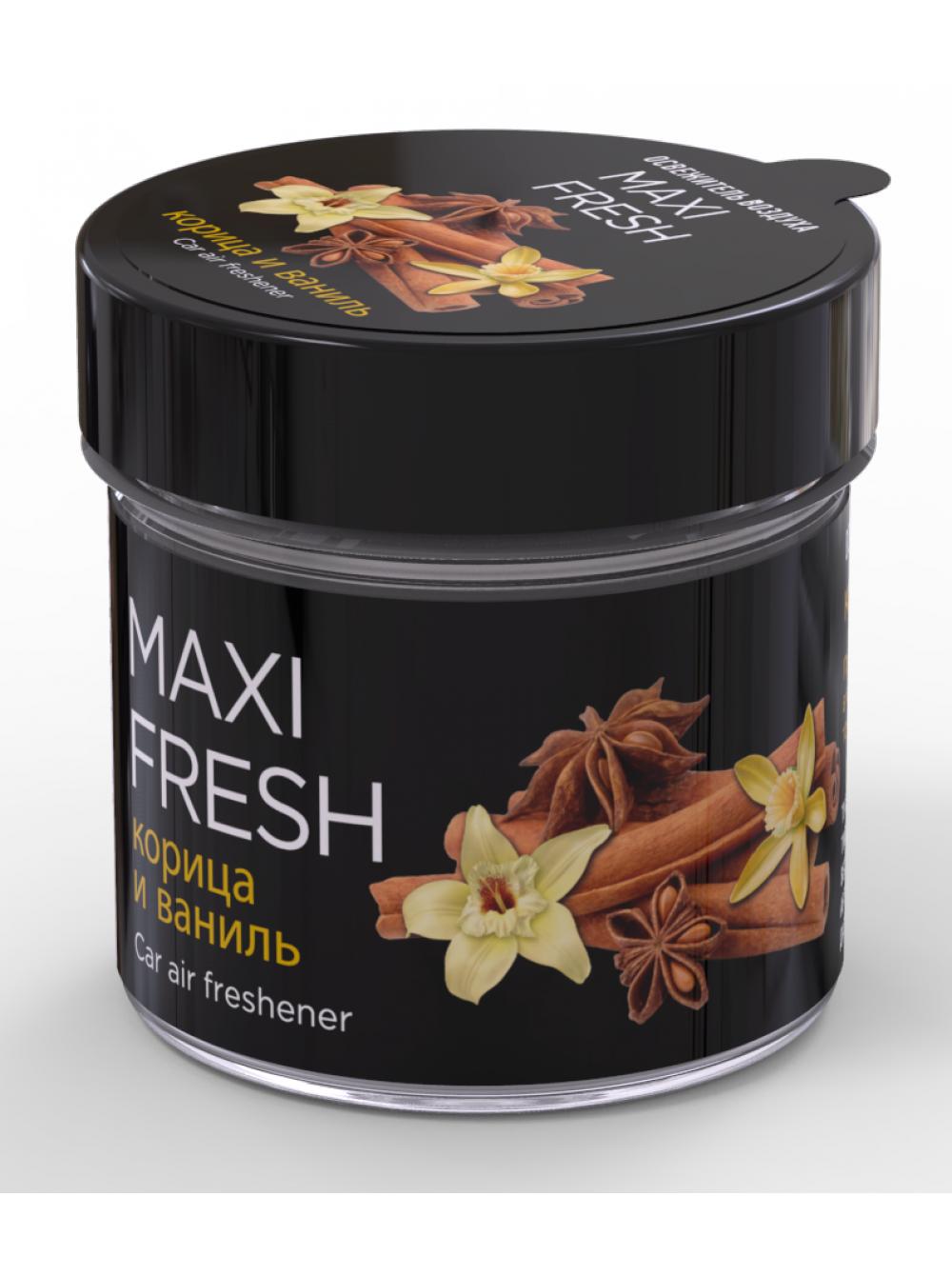 Автомобильный ароматизатор MAXI FRESH 964-CMF-112 ароматизатор воздуха автомобильный maxi fresh цитрус и манго под сиденье 100 г
