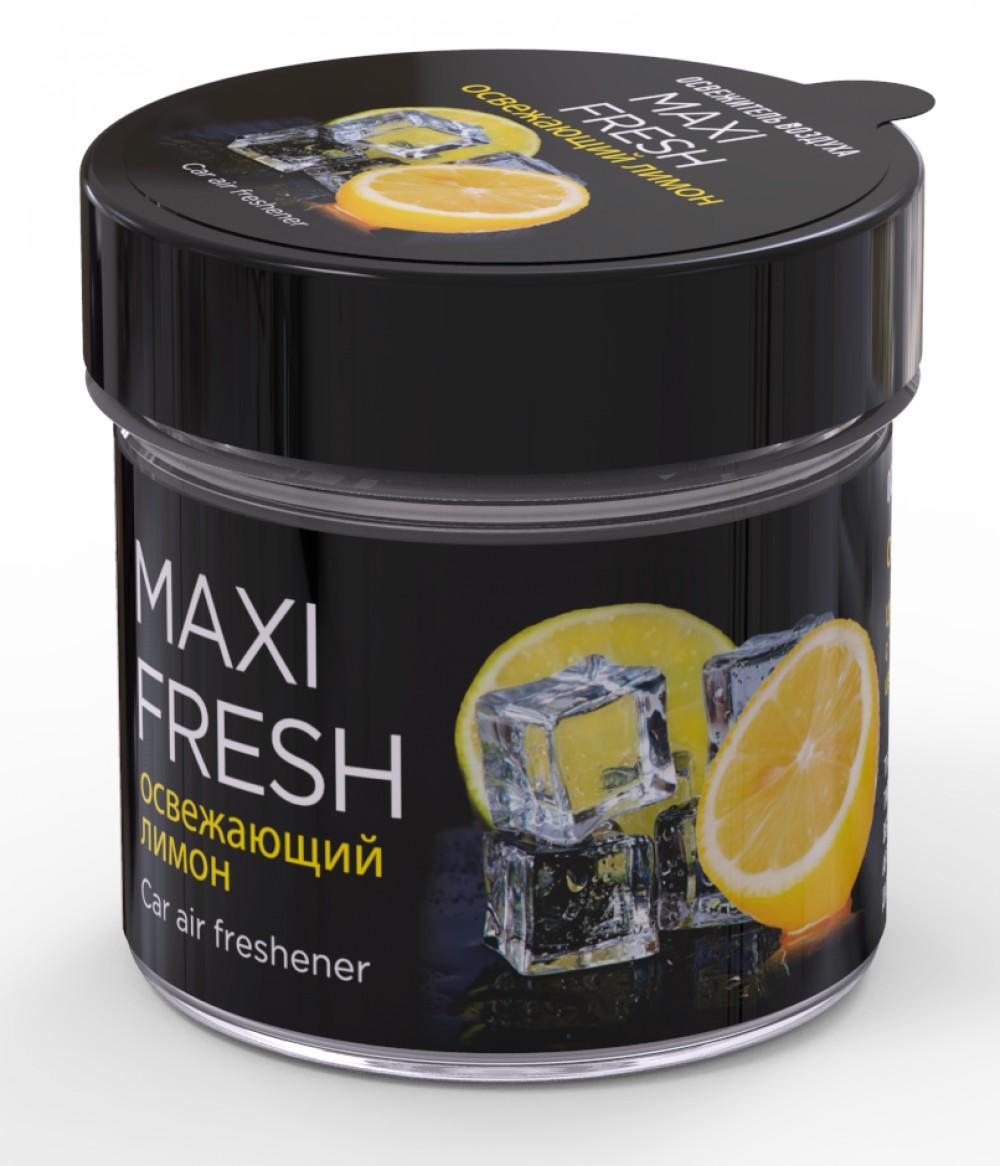 Автомобильный ароматизатор MAXI FRESH 964-CMF-114 ароматизатор воздуха автомобильный maxi fresh цитрус и манго под сиденье 100 г