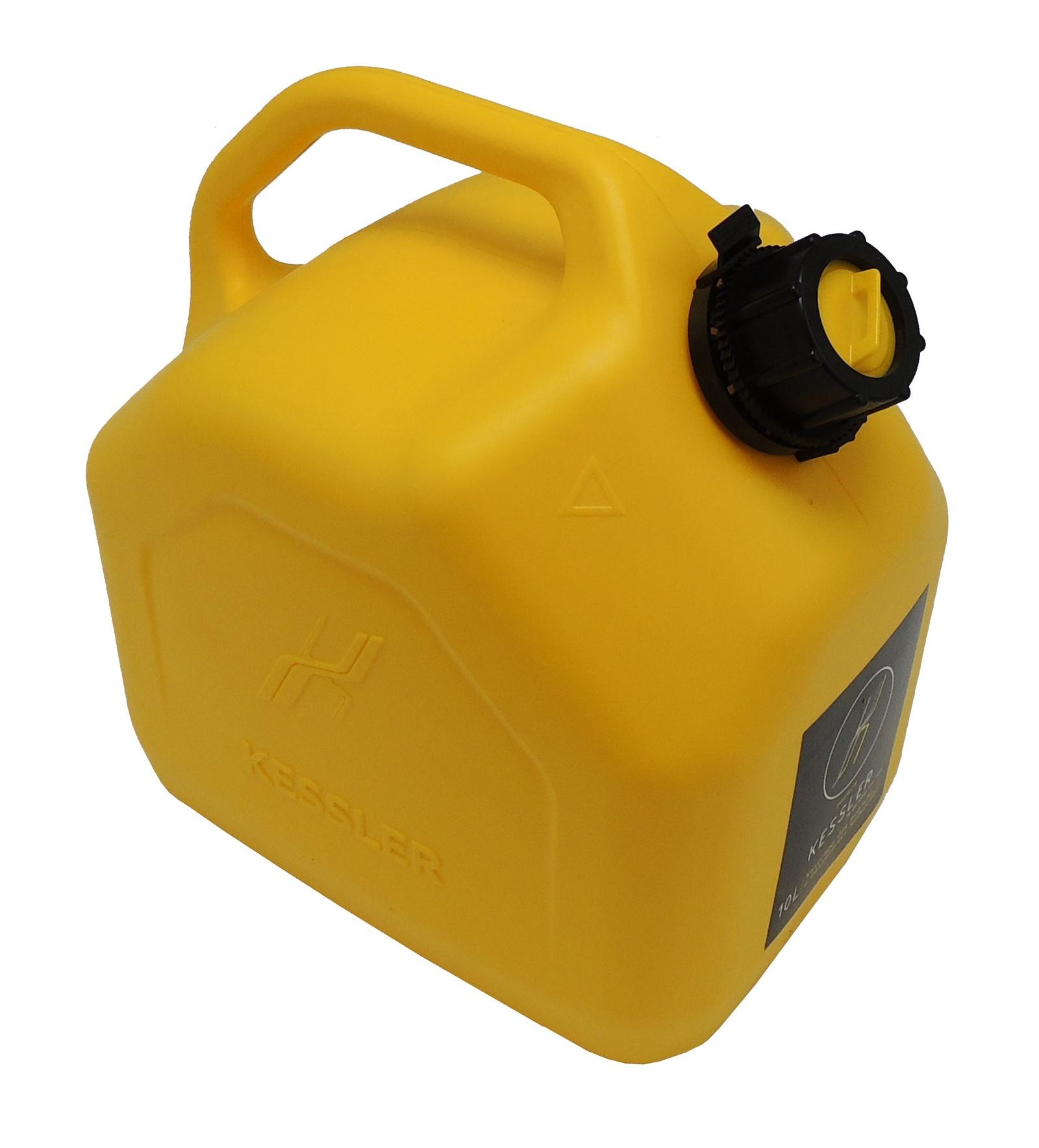Канистра для бензина KESSLER А1-02-02, желтый sarah kessler fuchy dzieła zlecenia