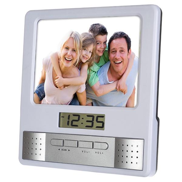 Радио-будильник Perfeo PF_A4604 Perfeo