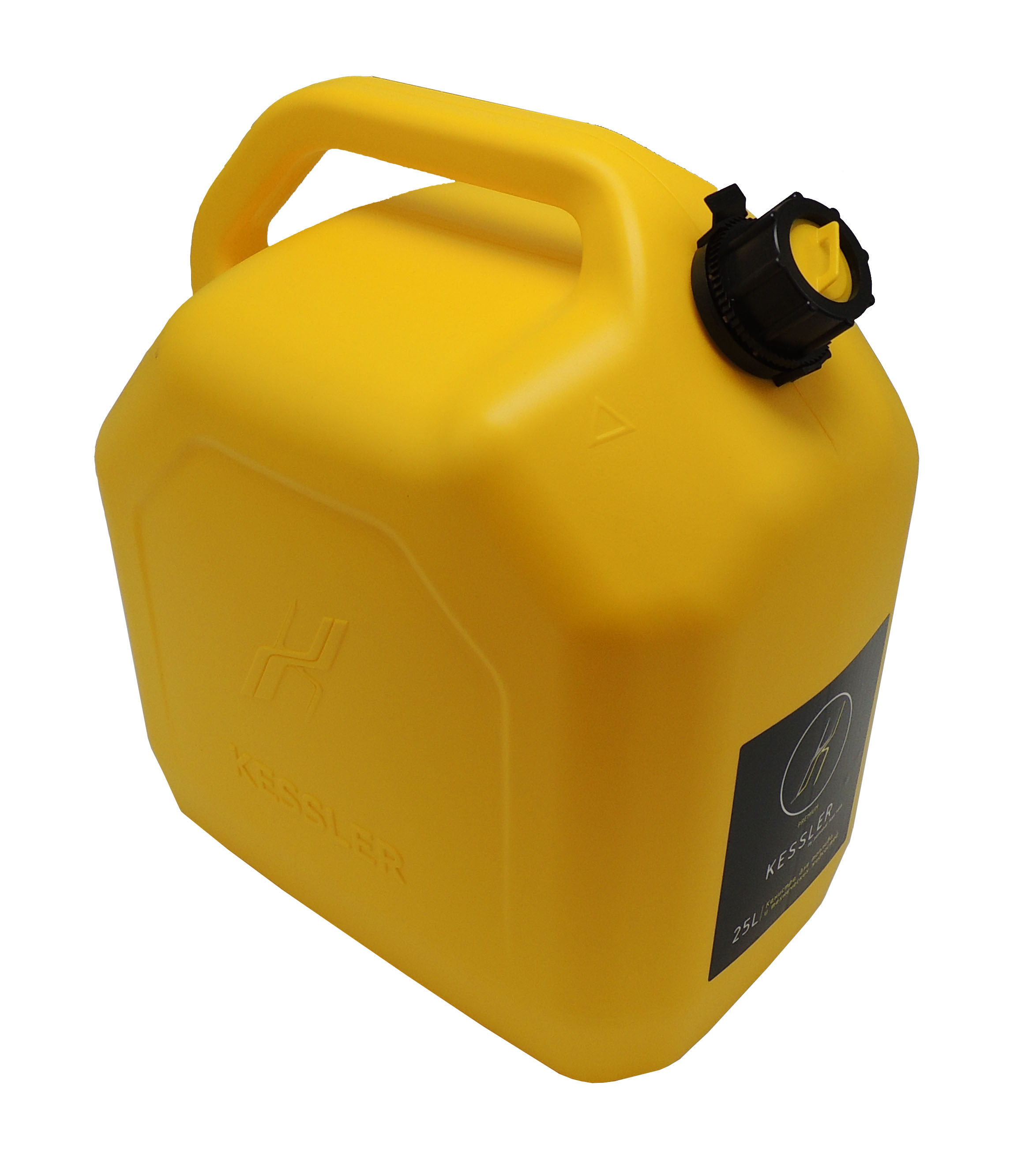 Канистра для бензина KESSLER А1-02-04, желтый sarah kessler fuchy dzieła zlecenia