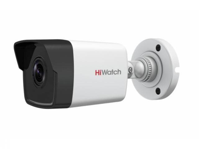 <b>IP</b> видеокамера HIKVISION <b>HIWATCH DS</b>-<b>I400</b> (4 mm) — купить в ...