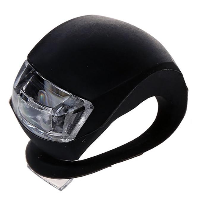 Велосипедный фонарь CX-108, черный