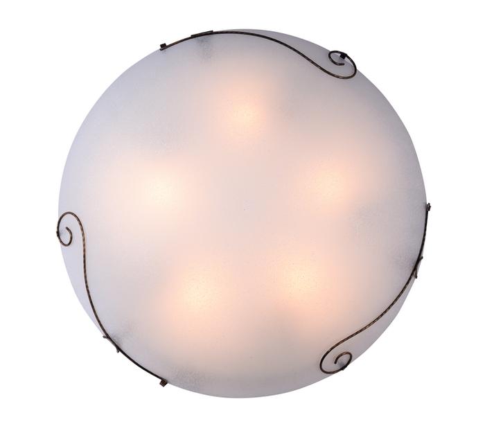 Настенно-потолочный светильник Idlamp 250/40PF-Brown настенно потолочный светильник idlamp 250 30pf brown