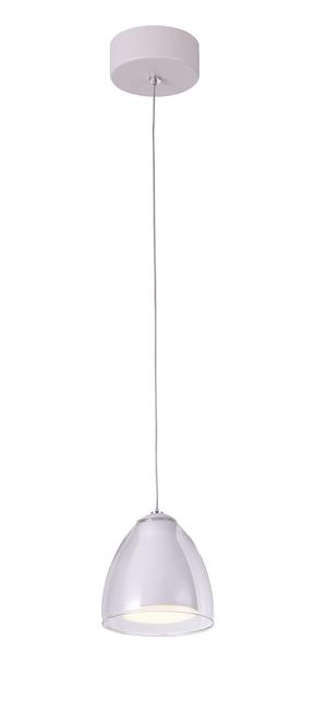 Подвесной светильник Idlamp 394/1-LEDWhite настенный светильник idlamp kitty 411 1a ledwhite