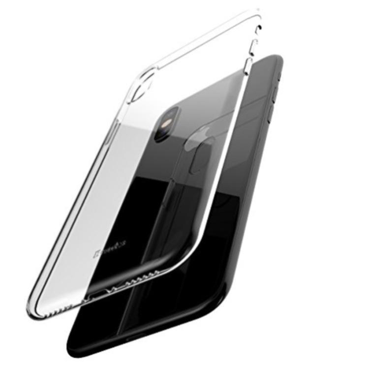Чехол для сотового телефона Benks Чехол Protective Case for iPhone X (Trasparent), прозрачный glare free screen protector with cleaning cloth for iphone 3g
