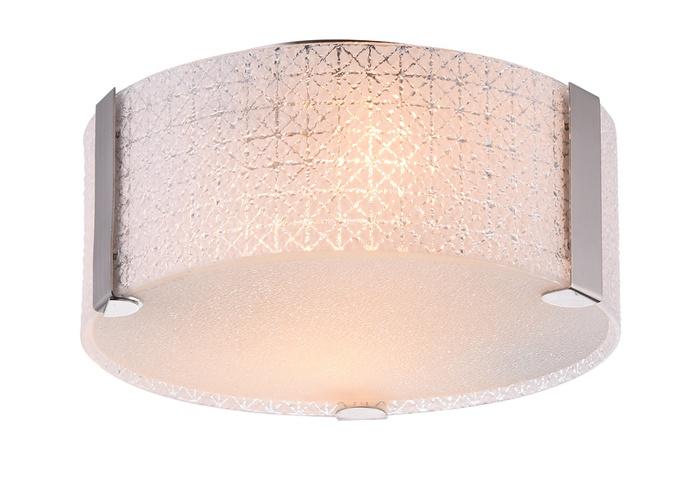 Потолочный светильник Idlamp 247/30PF-Whitechrome настенно потолочный светильник idlamp 250 30pf brown