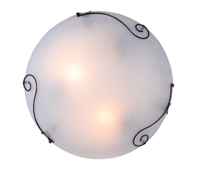 Настенно-потолочный светильник Idlamp 250/30PF-Brown настенно потолочный светильник idlamp 250 30pf brown