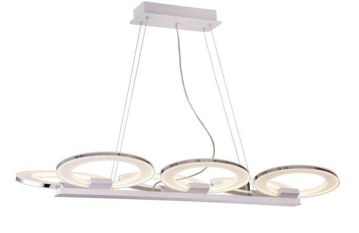 Подвесной светильник Idlamp 400/6-LEDWhitechrome g benda sammlung italienischer arien