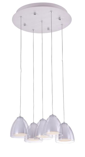 Подвесной светильник Idlamp 394/5-LEDWhite настенный светильник idlamp kitty 411 1a ledwhite