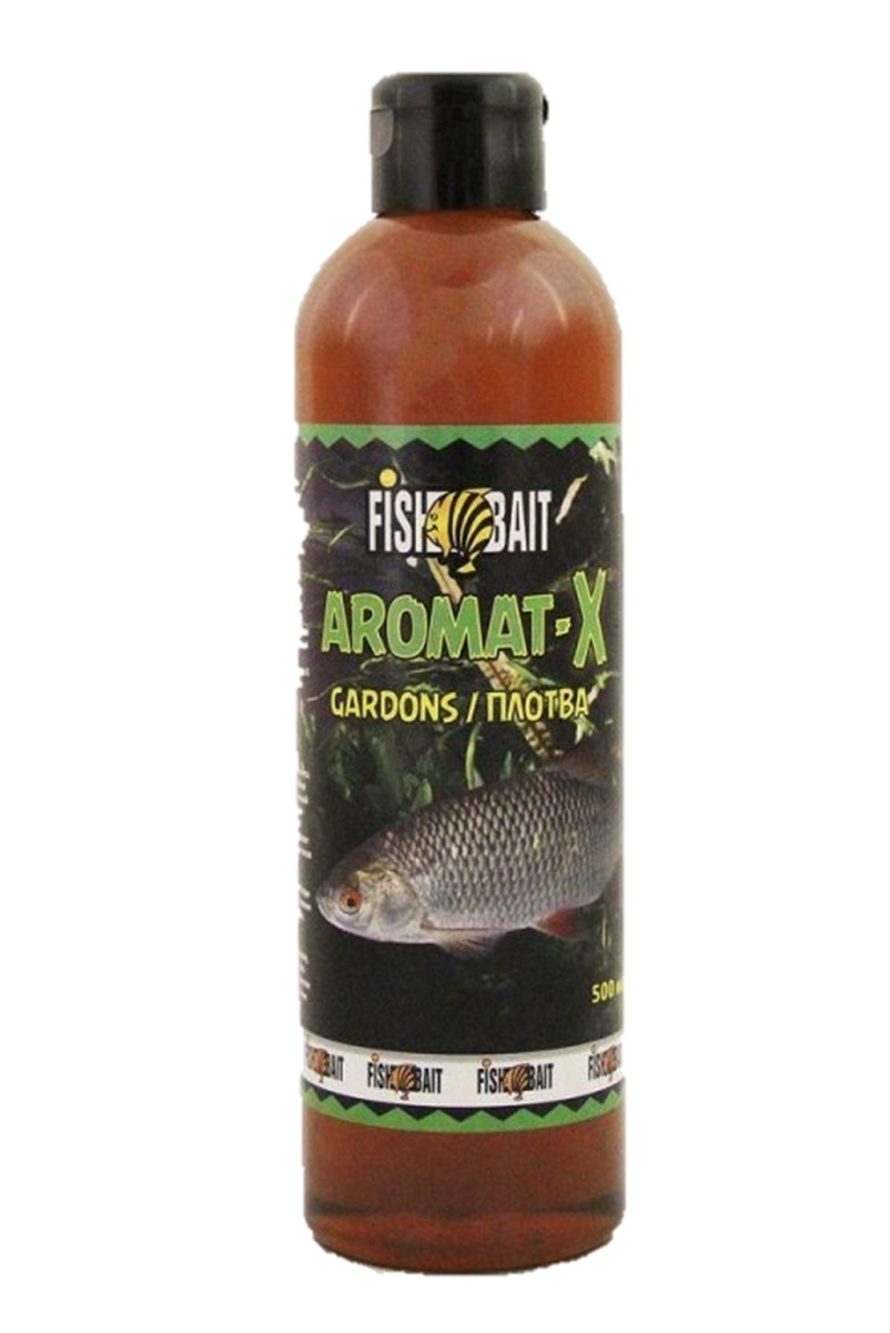 Аксессуар для рыбалки FISHBAIT Aromat-X, коричневый