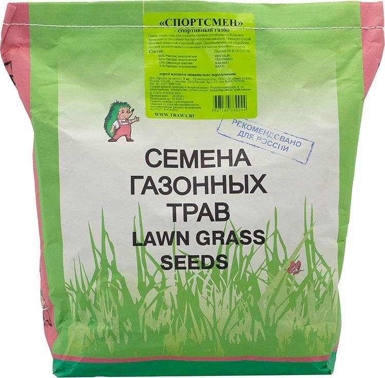 цена на Семена Зеленый ковер Спортивный газон Спортсмен, 2 кг