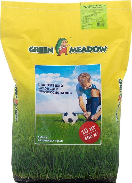 цена на Семена Green Meadow Спортивный газон для профессионалов, 10 кг