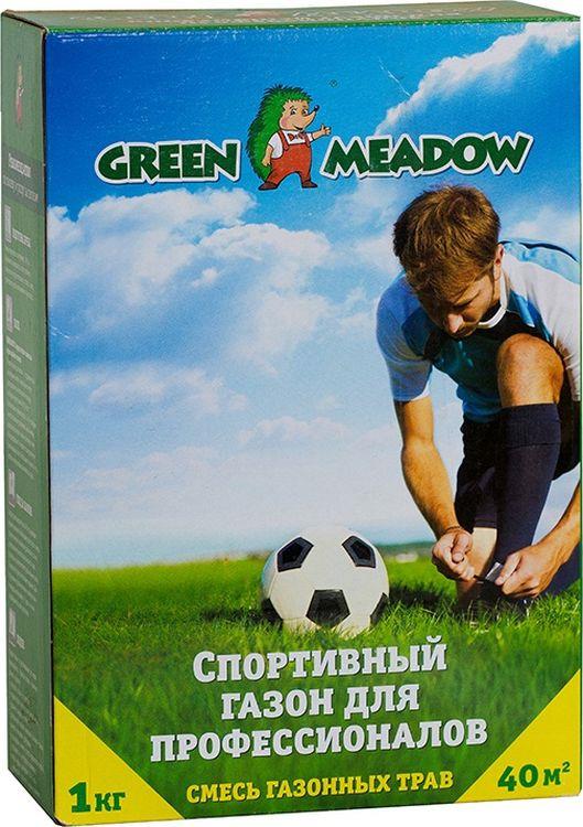 цена на Семена Green Meadow Спортивный газон для профессионалов, 1 кг