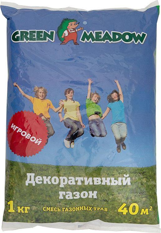все цены на Семена Green Meadow Игровой газон, 1 кг онлайн