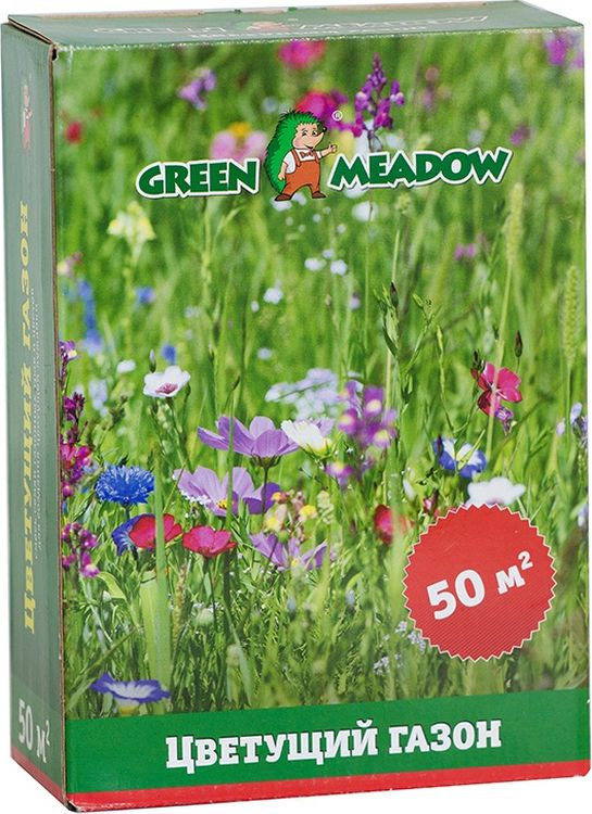 Семена Green Meadow Цветущий (мавританский) газон, 500 г цена