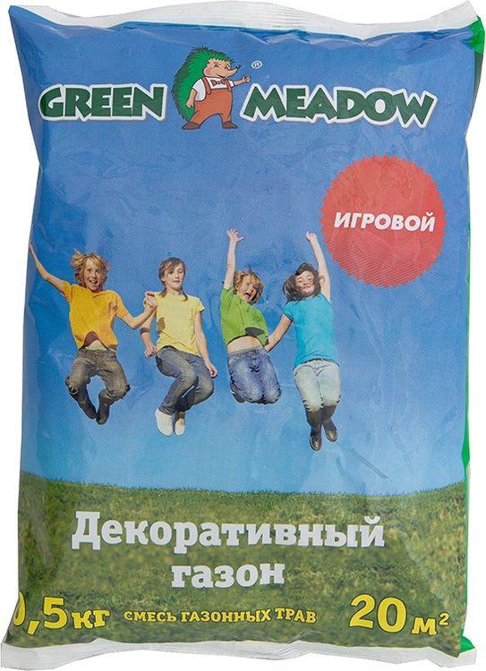 Семена Green Meadow Игровой газон, 500 г цена