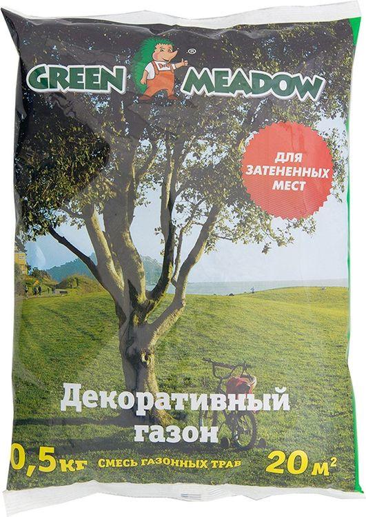 Семена Green Meadow Декоративный газон для затененных мест, 500 г цена