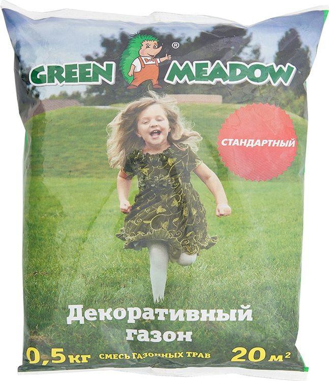 Семена Green Meadow Декоративный стандартный газон, 500 г цена