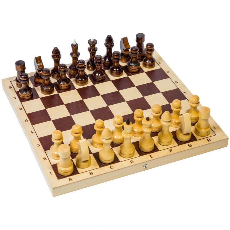 Шахматы ООО Нарды P-4 пиломатериалы