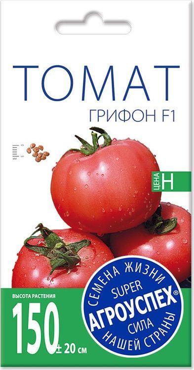 Семена Агроуспех Томат Грифон розовый F1 ранний 2 оборота. Голландия, 7 шт61366Розовоплодный томат для выращивания в двух оборотах. Грифон F1 -раннеспелый индетерминантный сорт томата (95-100 дней от всходов или 50-55 дней с момента посадки рассады). Плоды крупные, многокамерные, больше 200- 250 грамм, привлекательной плоско-округлой формы, без пятен у основания, не растрескиваются. Мякоть довольно плотная, розового цвета, без белых и зеленых прожилок, сочная, отличных вкусовых качеств. Рекомендуется для выращивания в пленочных теплицах в весенний и осенних оборотах. Под- ходит для всех почвенных и световых зон выращивания. Рекомендуемая гу- стота густота посадки — 2-2,5 растения на 1 кв.м. Устойчив к вертицелезному увяданию, фузариозу (расса 01) и вирусу табачной мозаики.