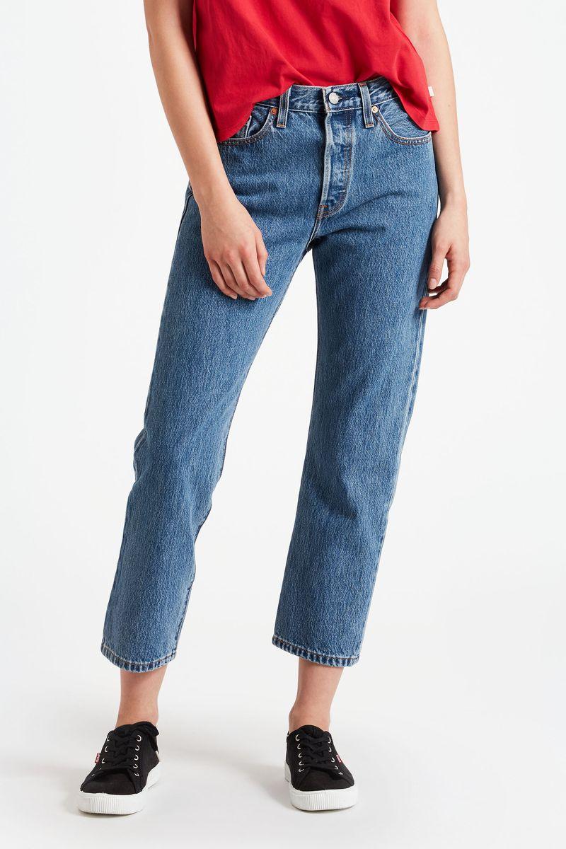 Джинсы Levi's 501 Crop black sexy lace up design plain halter sleeveless crop top