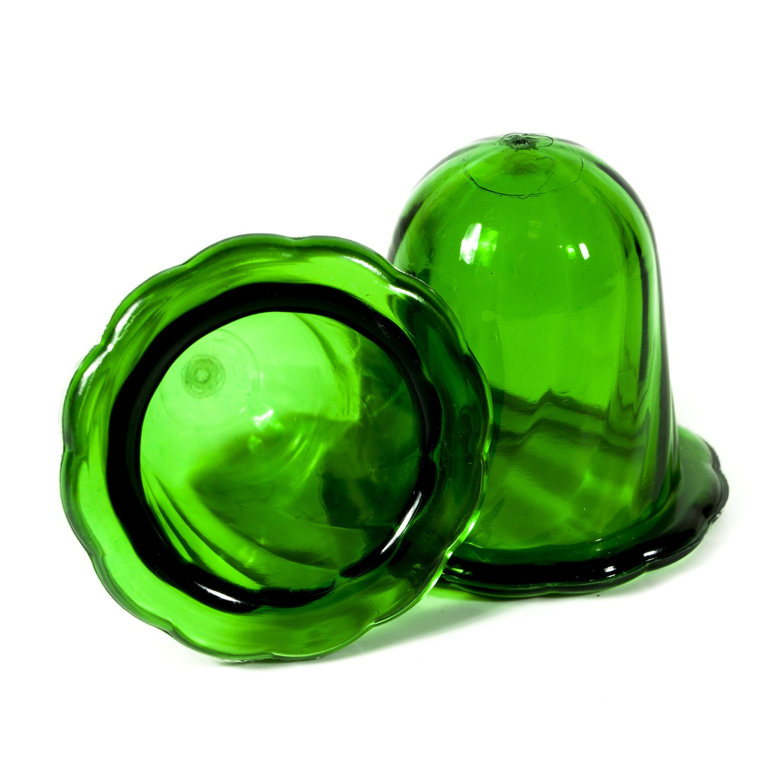 Массажный прибор Тюльпан Банки массажные вакуумные для чувствительной кожи (комплект 2 шт.) Тюльпан