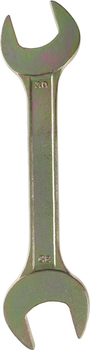 Ключ рожковый Сибртех, 30 х 32 мм ключ прокачной сибртех 8 х 10 мм