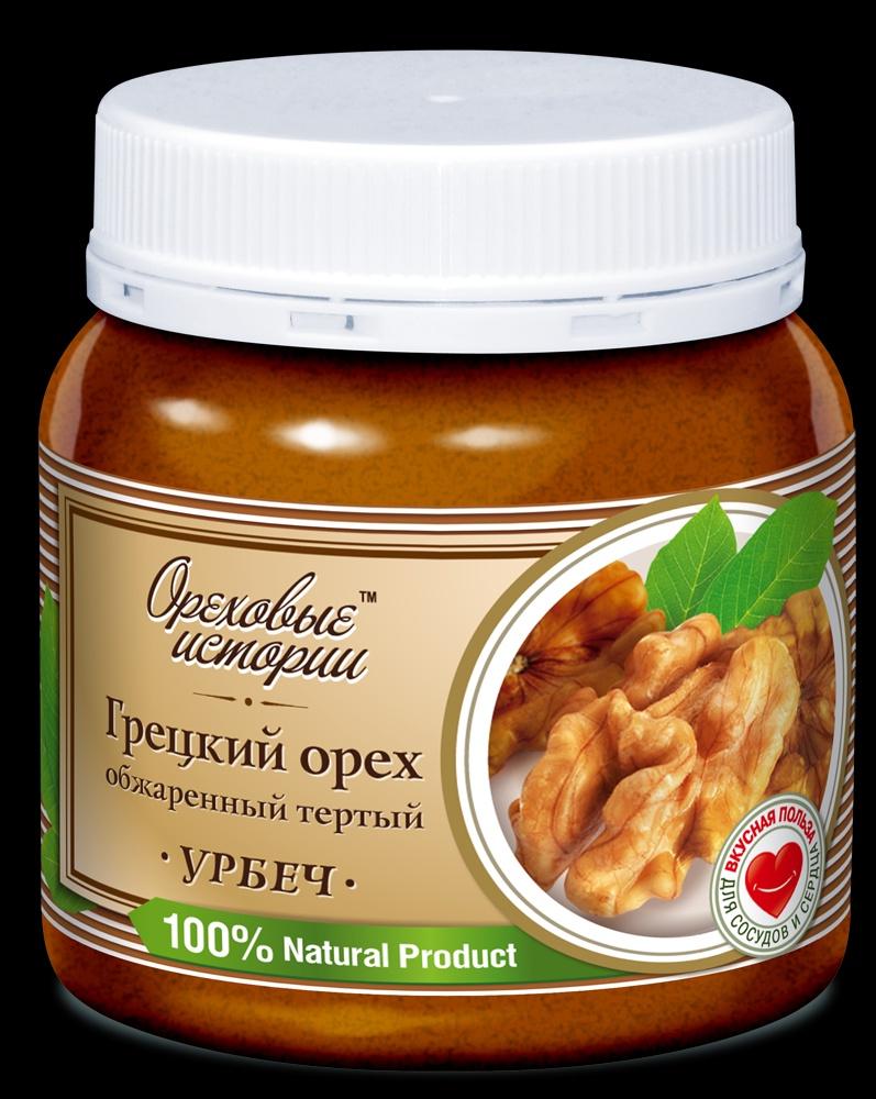 Урбеч Ореховые истории U921347, 300