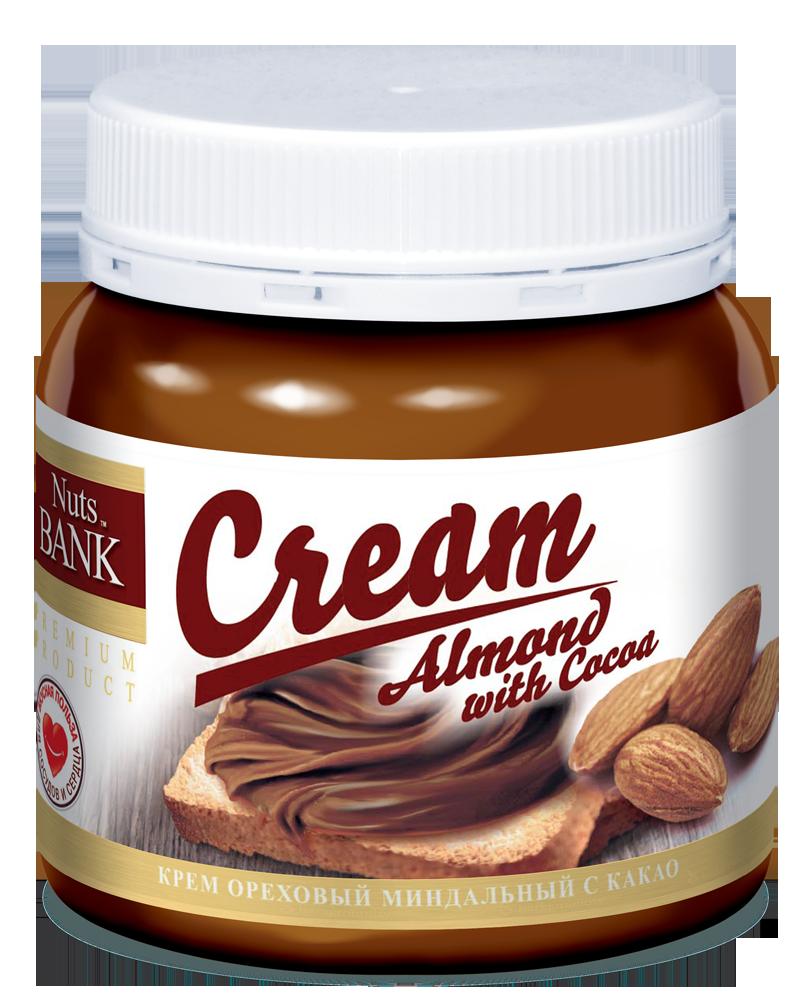 Ореховый крем Nuts Ban Cream U921187, 250