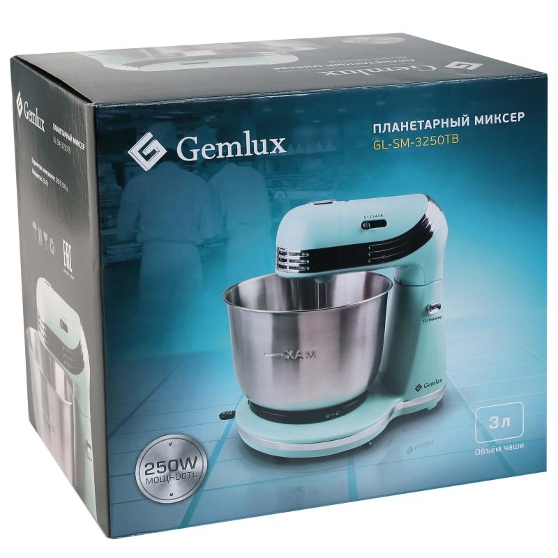 Миксер GEMLUX GL-SM-3250TB Gemlux