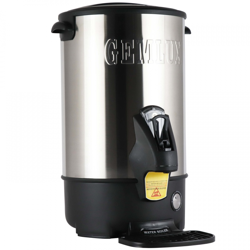 лучшая цена Термопот GEMLUX GL-WB16SS