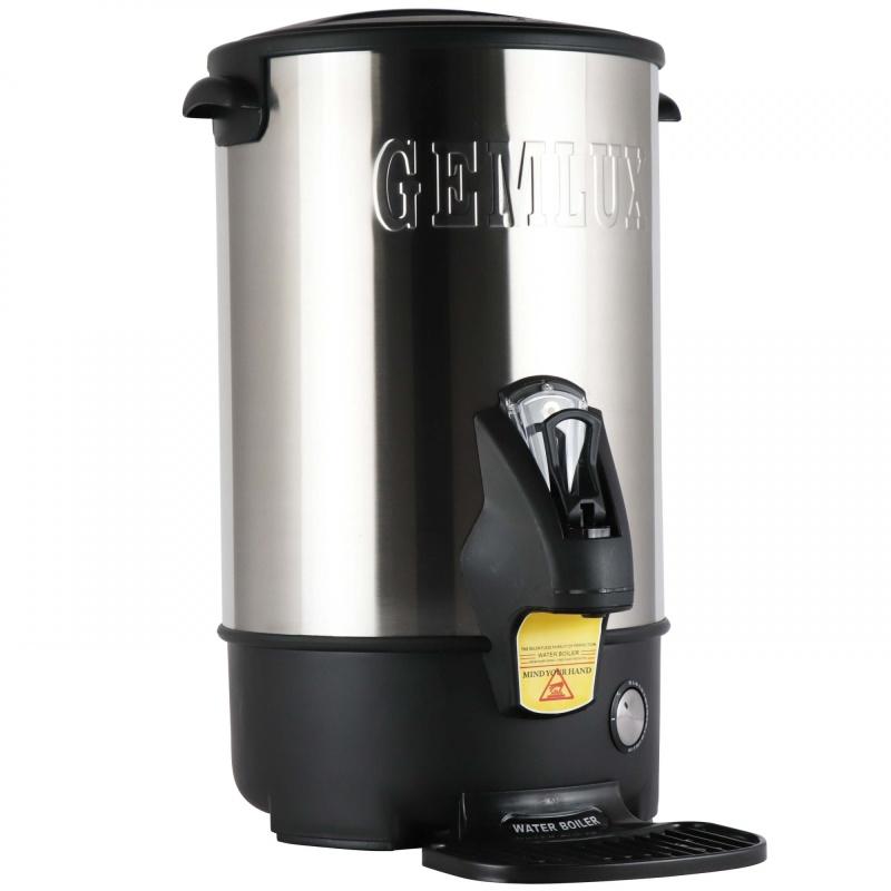 лучшая цена Термопот GEMLUX GL-WB8SS