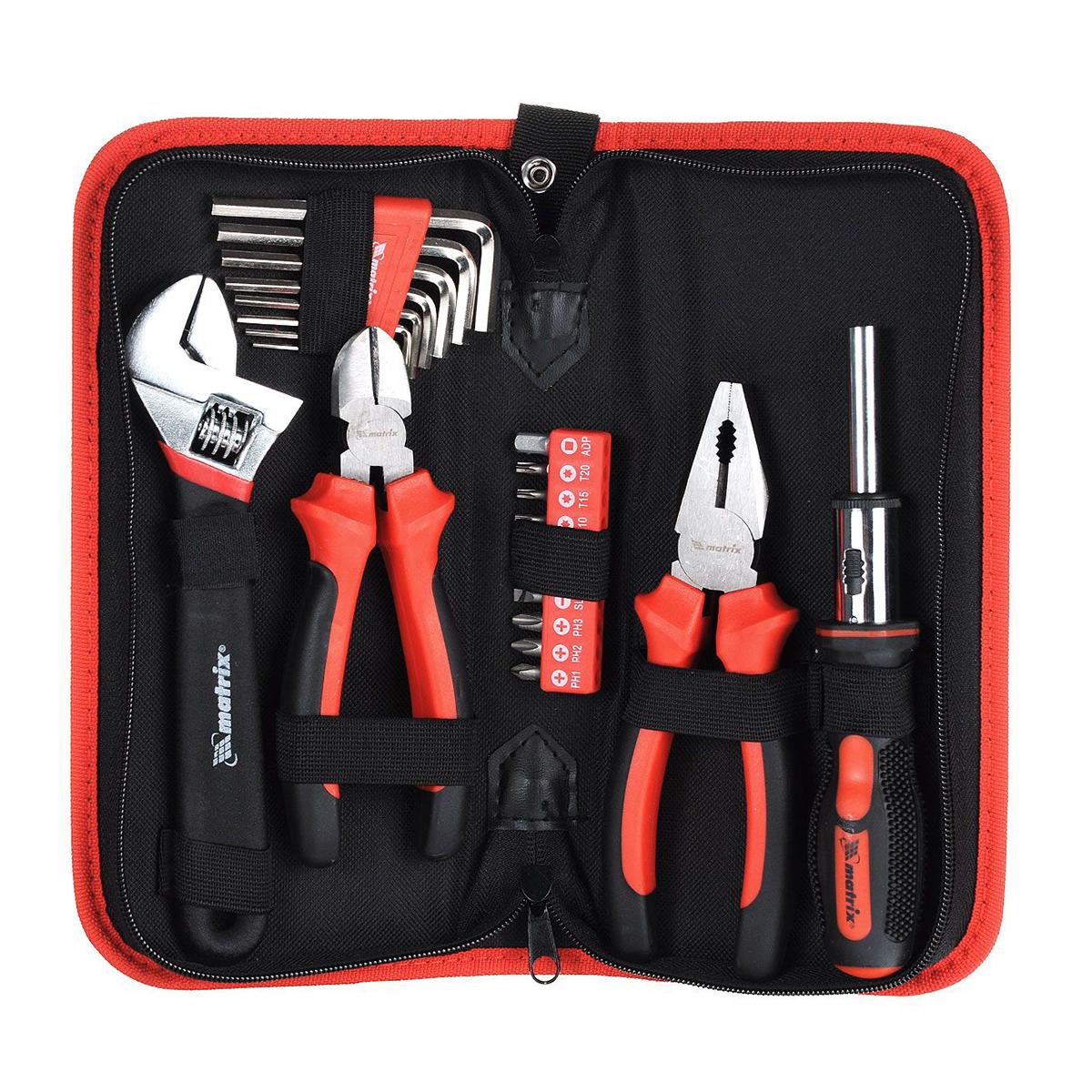 Набор инструментов MATRIX 13561 цена