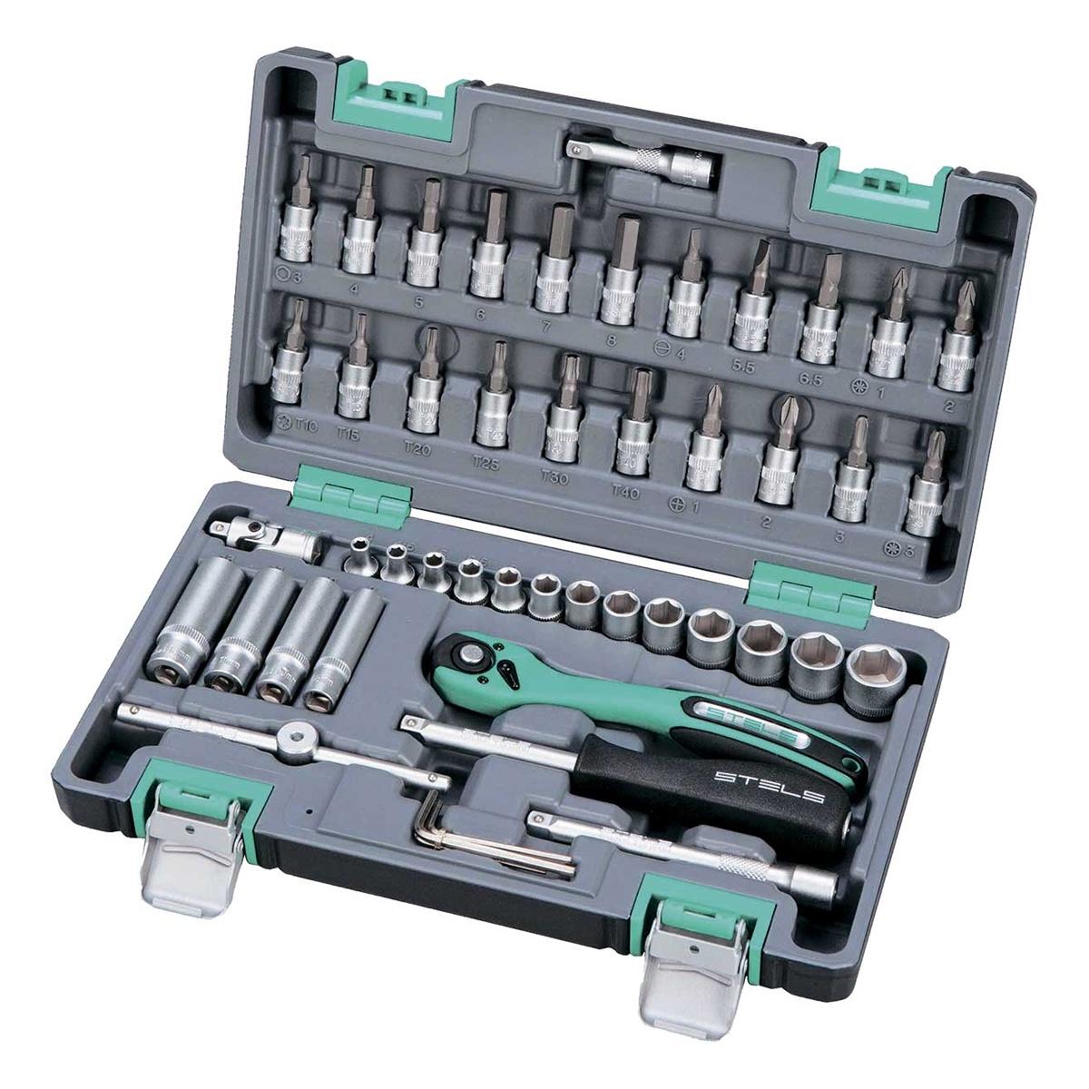 Набор инструментов STELS 14099 набор инструмента stels 14099