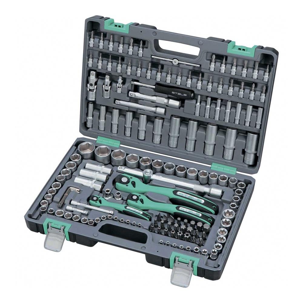 Набор инструментов STELS 14114 набор инструмента stels 14099