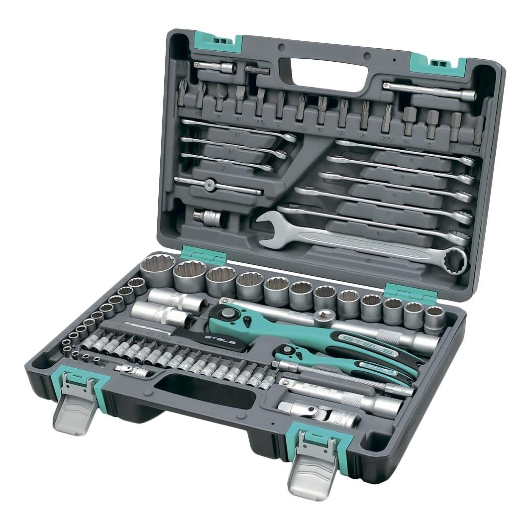 Набор инструментов STELS 14117 цены
