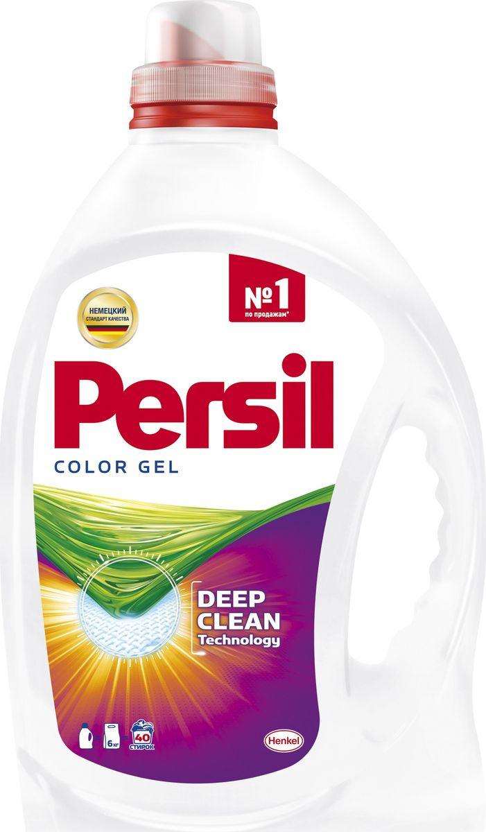 Жидкое средство для стирки Persil Color, 2454047, 2,6 л бытовая химия persil