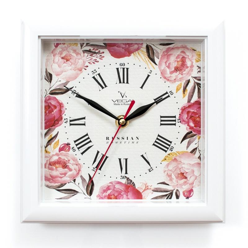 Настенные часы Вега 37128