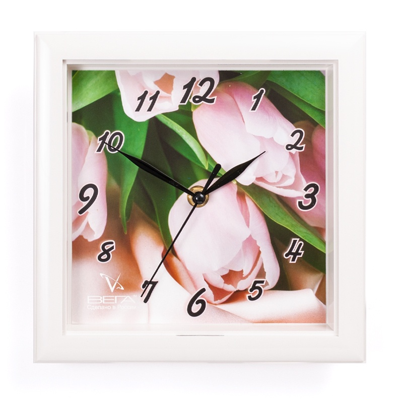 Настенные часы Вега 37115