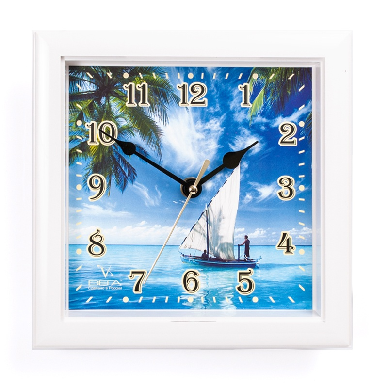 Настенные часы Вега 37106
