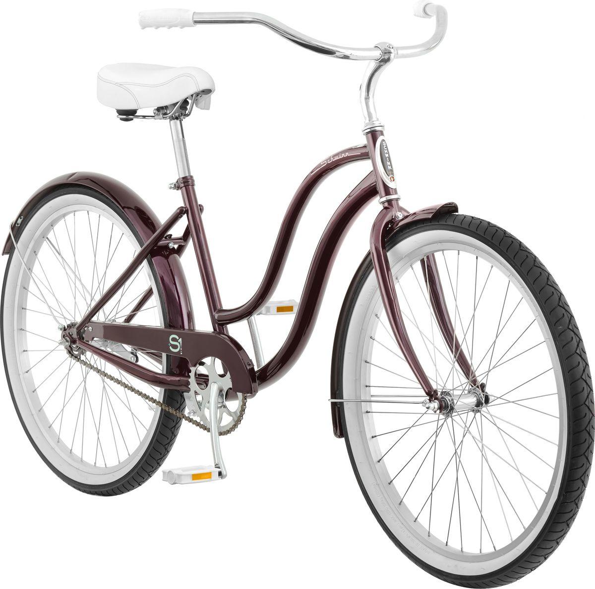 Велосипед городской Schwinn S1 Women, колесо 26