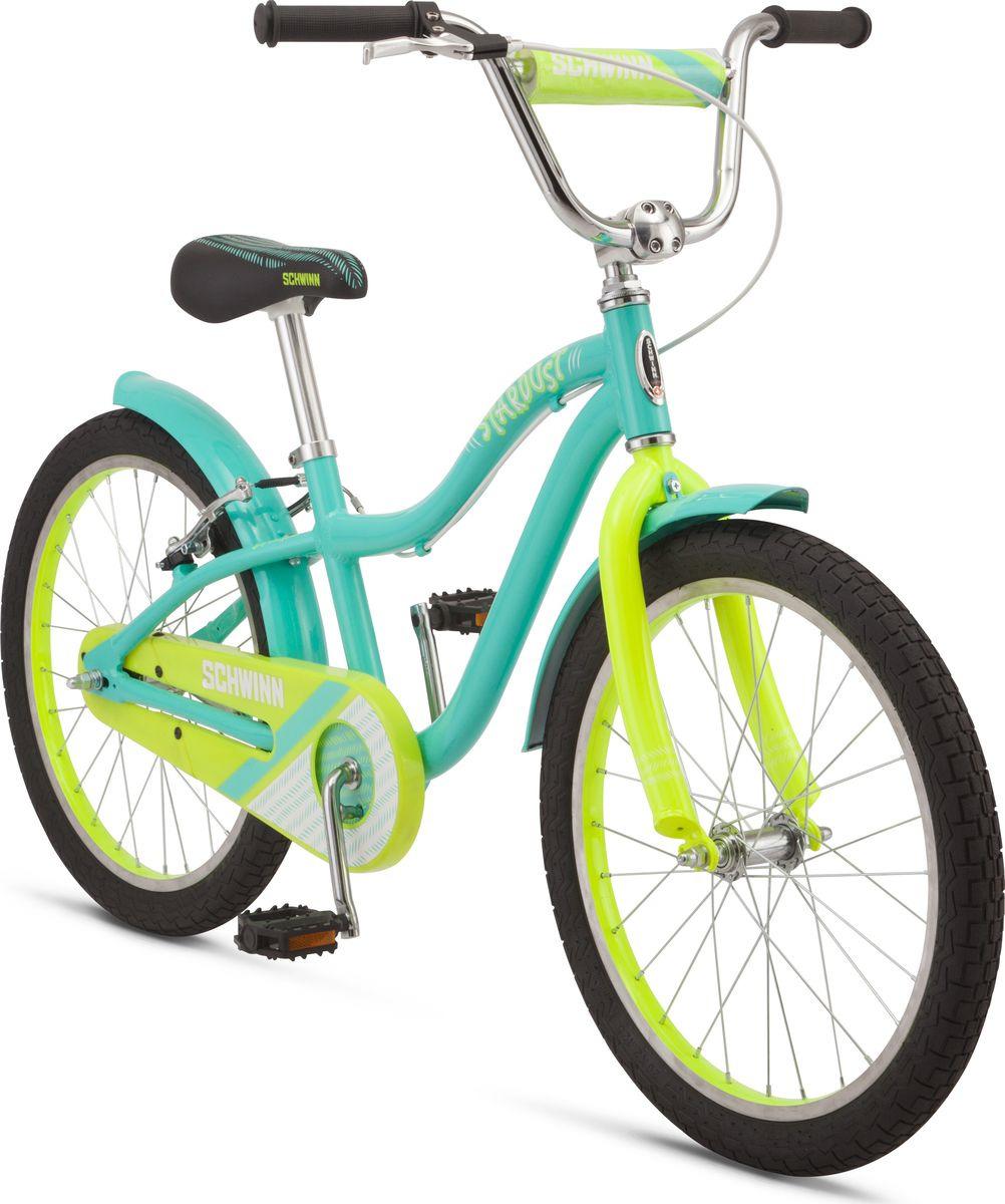 Велосипед детский Schwinn Stardust, колесо 20, голубой цена