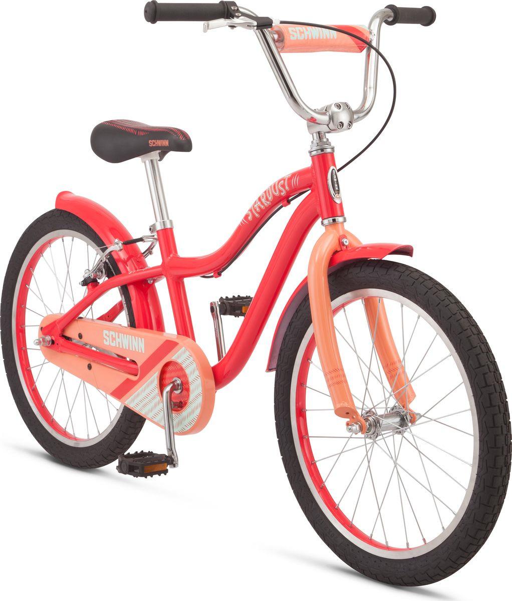 Велосипед детский Schwinn Stardust, колесо 20, красный цена